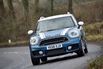 Mini Cooper Countryman S All4 - Wachstumskur