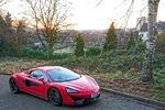 McLaren 540C - Heiße Luxusprobleme