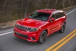 Jeep Grand Cherokee Trackhawk - Feuer frei!