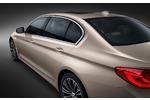 BMW 5er LWB China - Reisebegleiter