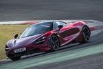McLaren 720S - Dauerfeuer