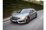 Honda Civic Limousine - Tiefer, länger, breiter