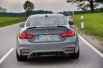 BMW M4 CS - Eifelgold