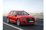 Audi SQ5 3.0 TFSI - Plaste und Elaste