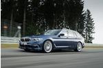 BMW Alpina B5 Touring - Eiliges Gepäckstück