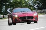 Maserati GranTurismo MC - Prinzip-Anachronismus