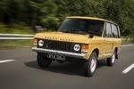 1971 Range Rover Suffix A - Rule, Britannia
