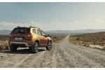 Dacia Duster 2018 - Neuer Staubwedel