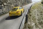 Porsche 911 Carrera T - Leicht und schnell