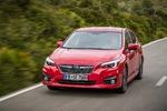Fahrbericht: Subaru Impreza 1.6 - Imagepflege