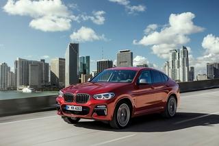 BMW X4 - Abgeflacht