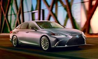 Lexus ES - Neue Konkurrenz