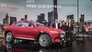 Auto China 2018 in Peking - Business as usual