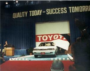 Toyota Camry 2019 - Welcome back Außenseiter!