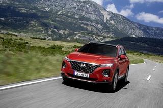 Fahrbericht: Hyundai Santa Fe 2.2 CRDi - Aus zwei mach eins