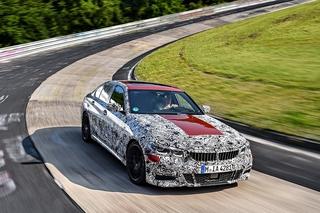 Erste Fahrt im neuen BMW 330i / G20 - Sportstunde