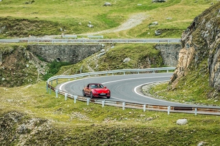 Fahrbericht: Mazda MX-5 RF Skyactiv-G 184 - Flott gemacht