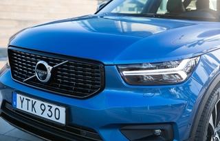 Volvo XC40 T3 - Solider Einstieg