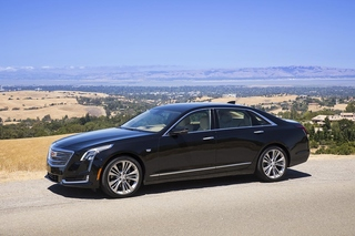 Cadillac Super Cruise - Blaue Linie