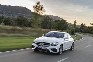 Mercedes E 300 de - Schlagkräftiges Doppel