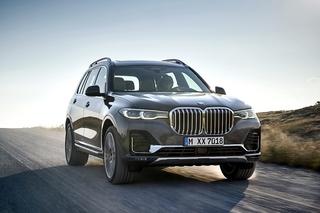BMW X7 2019 - Was lange währt