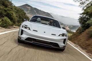 Porsche Mission E Cross Turismo - Elektro-Porsche Nummer zwei