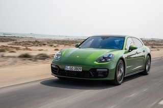 Porsche Panamera GTS - Glaubensfrage