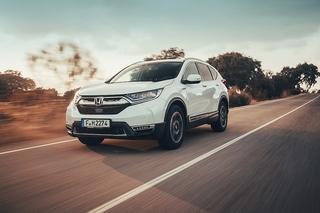 Honda CR-V Hybrid - Der etwas andere Hybrid