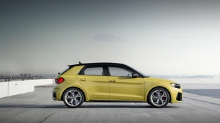 Audi A1 Sportback - Segelsport
