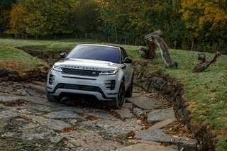 Range Rover Evoque 2019 - Auf den Spuren des Velar