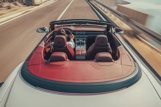 Bentley Continental GT Cabriolet 2019 - Der britische Sommer wartet