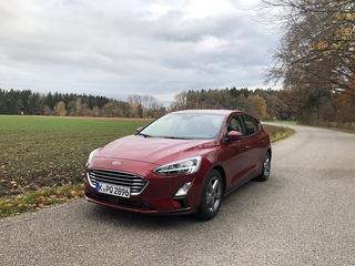 Ford Focus 1.0 Ecoboost - Gesunder Einstieg