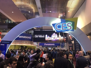 Autohersteller auf der CES 2019 - Die neue schöne Messewelt
