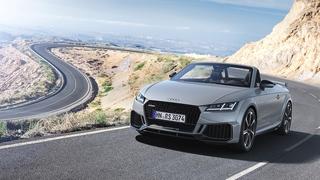 Audi TT RS / TT RS Roadster - Gestraffte Gesichtszüge