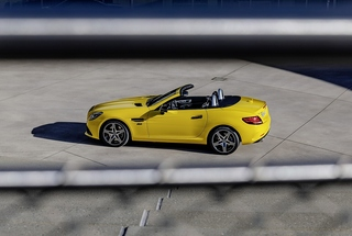 Mercedes SLC Final Edition / SL Grand Edition - Goodbye Klappdach