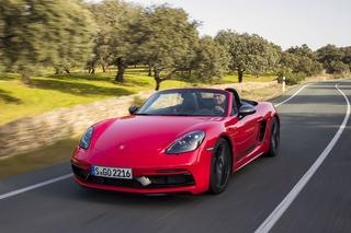 Porsche 718 Boxster T - Darf es ein bisschen mehr sein?