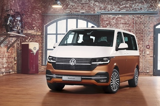 VW T6 Transporter 2020 - Technikinfusion