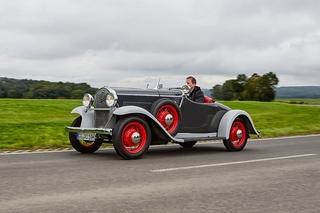 Opel Moonlight Roadster von 1933 - Tanz im Mondschein