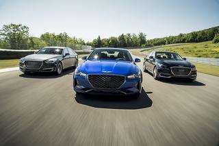 Hyundai startet mit Genesis im Premiumsegment - Schwerer Start