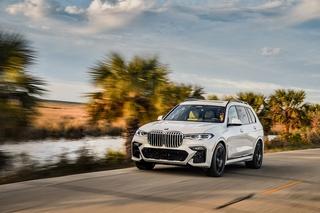 BMW X7 xDrive 50i - Große Klasse