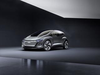 Audi AI:ME - Citykreuzer