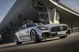 Mercedes AMG GT R Pro Coupé - Schwaben-Pfeil