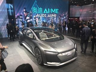 Höhepunkte der Shanghai Autoshow 2019 - Eine andere Welt