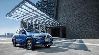 Renault City K-ZE - Für China gemacht