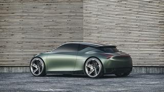 Genesis Mint Concept - Stadtauto einmal anders