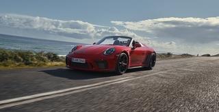Porsche 911 Speedster - Krönender Abschluss