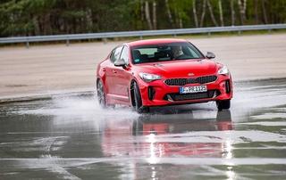 Kia Stinger GT 3.3 T-GDi AWD - Fehlendes Puzzleteil