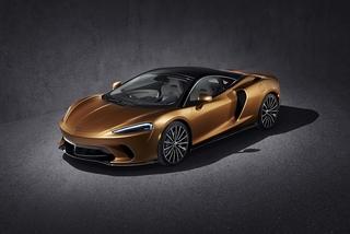 McLaren GT - Kofferträger