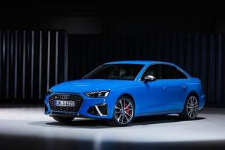 Audi A4 / S4 Modellpflege - Vorbei mit der Langeweile