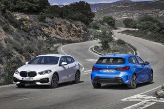 BMW 1er 2020 - Frontansicht